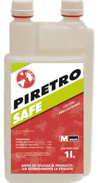 PIRETRO SAFE